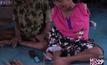 สาวพิการยอดกตัญญู ใช้เท้าถักไหมพรมเลี้ยงครอบครัว