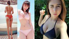 ส่องไอจียลโฉมความเซ็กซี่ของ พักตร์ เพ็ญพักตร์ อดีตสาวบันนี่ PLAYBOY Thailand