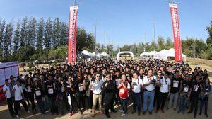 Canon Photo Marathon Thailand 2015 เปิดตัวสนามใหม่