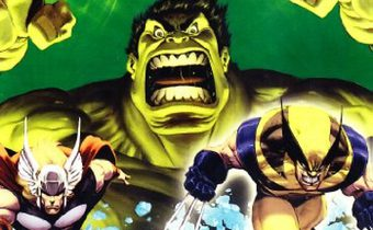 Hulk Versus Thor and Wolverine (Marvel 6)