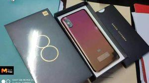 ภาพหลุด Xiaomi Mi 8 Screen Fingerprint Edition ตัวแรง มีสแกนนิ้วใต้จอ