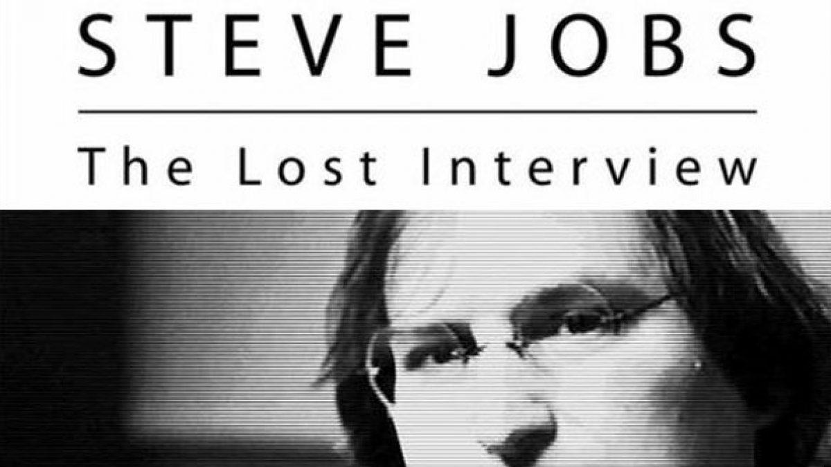 Steve Jobs : The Lost Interview - ตัวอย่างสารคดี