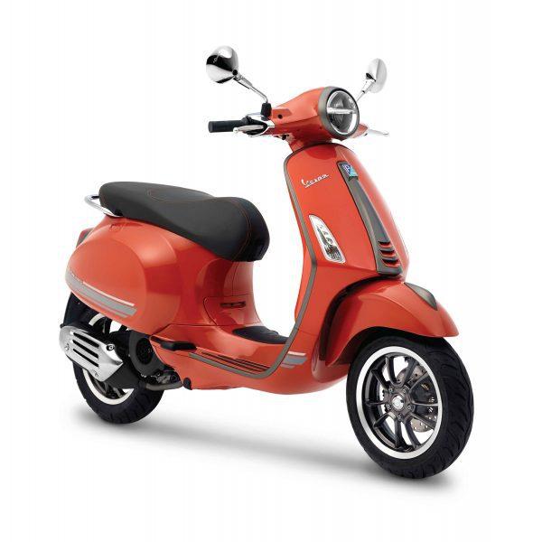 Vespa Primavera S Special Edition