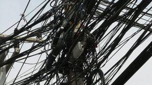 โคราชเร่งนำสายไฟฟ้าลงใต้ดิน หลังได้รับอนุมัติงบจากรัฐ คาดเสร็จปี 64