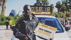 สถิติโลก! นักวิ่งเคนย่าทำลายสถิติโลก ฮาล์ฟมาราธอน ที่สเปน