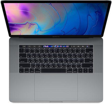 Macbook Pro 15 นิ้ว สีเทา