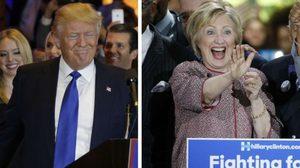 เลือกตั้งผู้นำสหรัฐมันหยด 2 ผู้สมัครขับเคี่ยวสนุกหาเสียงโค้งสุดท้าย