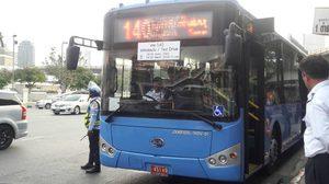 ดร.สามารถ แนะทางออกรถเมล์เอ็นจีวี ไม่ต้องเสียค่าโง่ 1.1 พันล้าน!