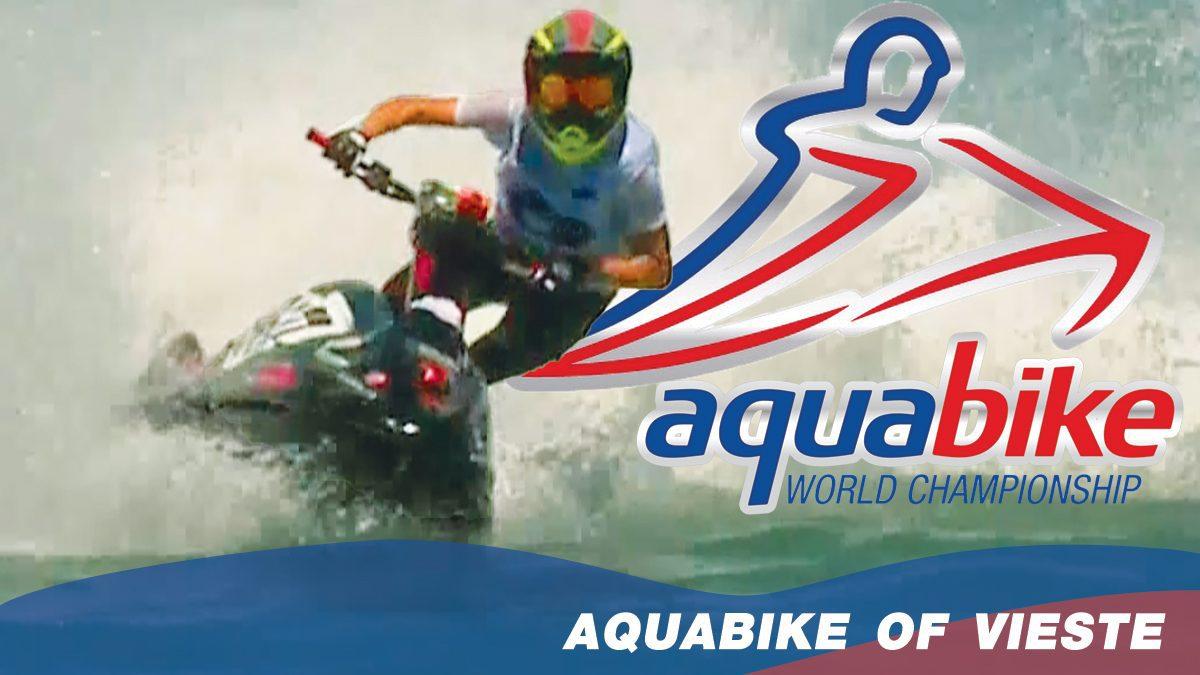 การแข่งขัน H2O Aquabike World Championship Season 17 | แข่งขันเจ็ทสกี ณ เมืองวีเอสเต GP1