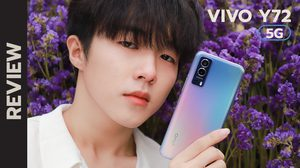 รีวิว Vivo Y72 5G ครั้งแรกของ สมาร์ทโฟน Y Series ตอบโจทย์ Trendy