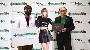 เดนทิสเต้ คว้า ลิซ่า Blackpink แบรนด์แอมบาสเดอร์คนใหม่ DENTISTE' Anticavity Max Fluoride ทุ่มหนังโฆษณา LISA Confident Smile