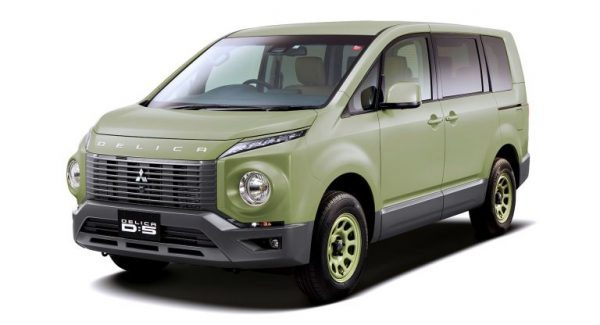 Mitsubishi-Delica-D5