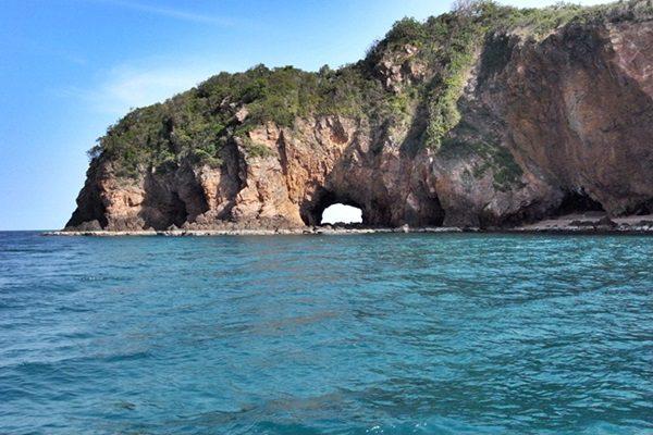 เกาะทะลุ อ.บางสะพานน้อย