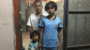 ปลื้มน้ำใจคนไทย หลังเข้าช่วย 3 พ่อ-ลูก ไร้งาน-เงิน-บ้าน
