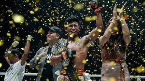 เดือดตั้งแต่ต้นปี! รถถัง ชนะน็อกป้องแชมป์, 3 นักสู้ไทยซิวชัยศึก ONE: A NEW TOMORROW