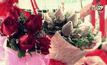 """""""เทศกาลวาเลนไทน์"""" ตลาดดอกไม้ยังซบเซา"""
