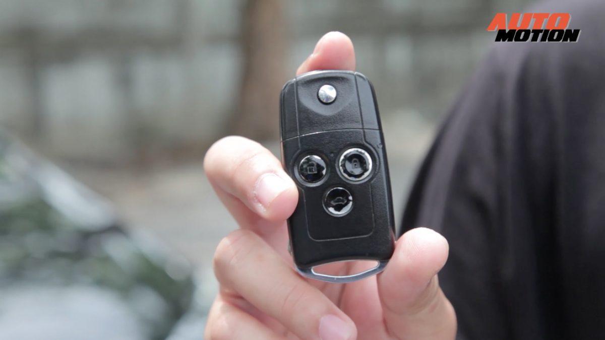 การเอารีโมทรถยนต์มาจ่อไว้ตรงคาง จะสามารถส่งสัญญาณได้ดีกว่าจริงหรือ?