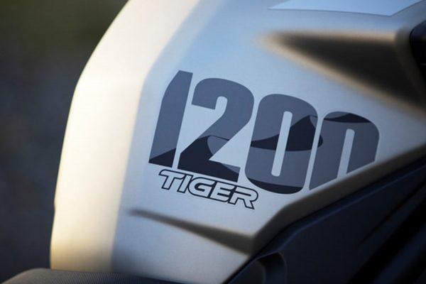 Triumph Tiger 1200 Desert special edition