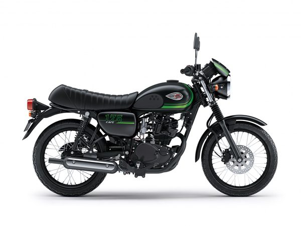 2020 Kawasaki W175 Cafe