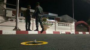 ระทึก ! เกิดเหตุคนร้ายลอบวางระเบิดที่สถานีตำรวจภูธรเมืองสตูล
