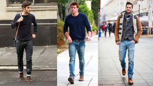 วิธีเลือกซื้อกางเกงยีนส์ ของผู้ชาย