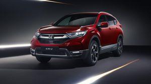 2018 Honda CR-V สเปคยุโรป มาพร้อมกับเครื่องยนต์ไฮบริด, 7ที่นั่ง