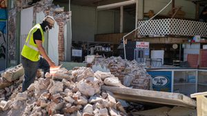 แผ่นดินไหว 6.4 ถล่มเปอร์โตริโก บ้านถล่มใส่ชายชราดับ 1 ศพ
