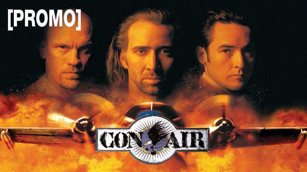 Con Air ปฏิบัติการแหกนรกยึดฟ้า [PROMO]