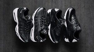 Nike Air Max Rebel Skull Pack เพื่อยกย่องให้กับยอดนักวิ่งโอลิมปิค Steve Prefontaine
