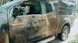 อัพเดตอาการ 2 จนท. EOD ที่ได้รับบาดเจ็บจากเหตุระเบิดที่ยะลา