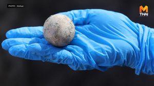 อิสราเอลพบ 'ไข่ไก่' อายุ 1,000 ปี สภาพสมบูรณ์