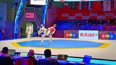 จอมเตะไทย เข้ารอบ 4 คน ศึก  Wuxi 2018 World Taekwondo Grand Slam Series