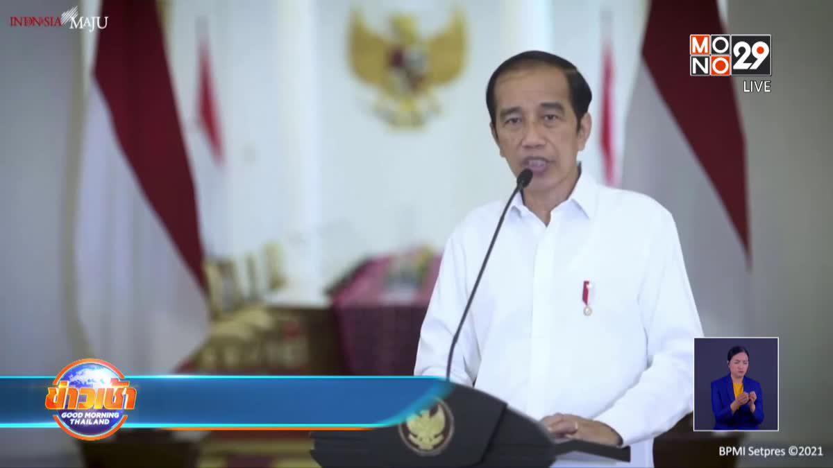 ปธน.อินโดนีเซีย ประณามเหตุระเบิดพลีชีพในวิหารคริสต์
