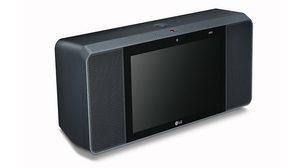 เปิดตัว LG ThinQ WK9 ลำโพงมีจอ 8 นิ้ว สั่งการด้วยเสียง รองรับ Chromecast