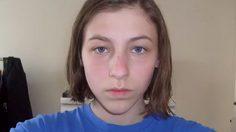 ความเปลี่ยนแปลง 8 ปี วัยรุ่นสาวถ่ายเซลฟี่หน้าตัวเองทุกวัน!
