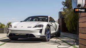 Porsche Taycan Cross Turismo มาแน่!! แต่น่าเป็นช่วงปลายปี 2020
