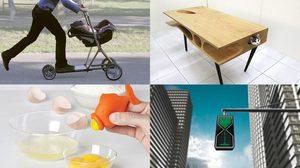 25 สิ่งประดิษฐ์ไอเดียเจ๋ง ที่จะช่วยให้ชีวิตสบายขึ้น!
