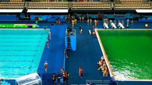 เฉลยแล้ว ! แจงสาเหตุสระโอลิมปิก 2016 เป็นสีเขียว