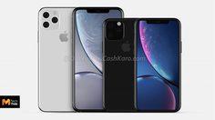 ตามมาติดๆ ภาพเรนเดอร์ iPhone XI Max จอใหญ่ ในเครื่องสีเงิน