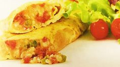 'ไข่ม้วนปลา' เมนูอร่อยสำหรับคนรักสุขภาพ