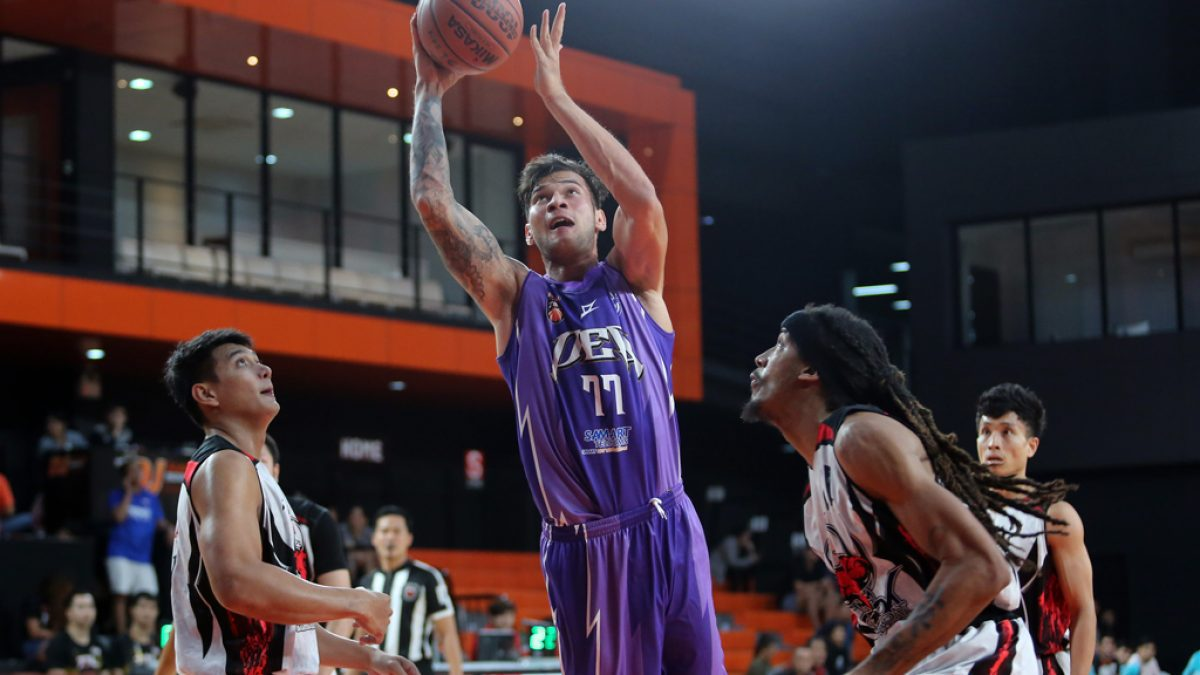 Highlight การเเข่งขันบาสเกตบอล GSB TBL2018 : Madgoat VS PEA Basketball Club ( 20 May 2018)