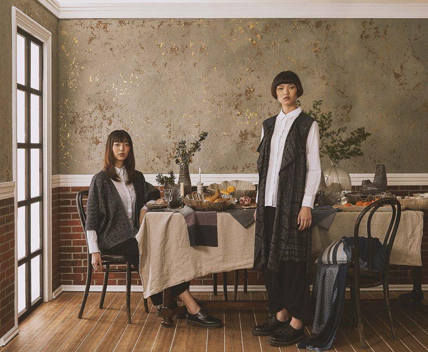 """หยิบยกเรื่องราวของชุมชนบนดอยตุง ผ่านเสื้อผ้าและเครื่องใช้คอลเลคชั่นล่าสุด """"DoiTung Autumn/Winter Collection 2018"""""""