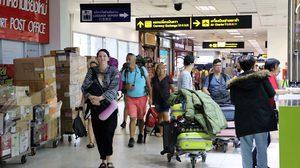 ช่วงเทศกาลยี่เป็ง มีเที่ยวบินที่ยกเลิก-เปลี่ยนแปลงเวลาบิน รวมทั้งสิ้น 151 เที่ยวบิน