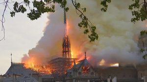 ทั่วโลกแห่บริจาคบูรณะ 'นอเทรอดาม' หลังเกิดเหตุไฟไหม้ครั้งใหญ่