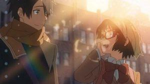 """""""Cross Road"""" โฆษณาน้ำงาม ผลงานใหม่จากผู้กำกับ Shinkai Makoto"""