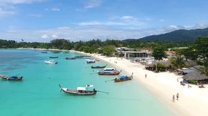 "Question : ""You should only go to Thailand for the beaches"", mentioned by a traveler on Facebook."