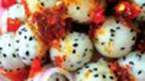 แก้วมังกรน้ำปลาหวาน กินเพลินๆ ก็ผอม
