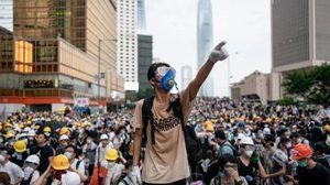 กสญ. ฮ่องกง เตือนคนไทย 17-18 สิงหาคมนี้ฮ่องกงมีประท้วงใหญ่