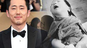 สตีเว่น หยวน The Walking Dead  เผยภาพลูกชายคนแรก!!
