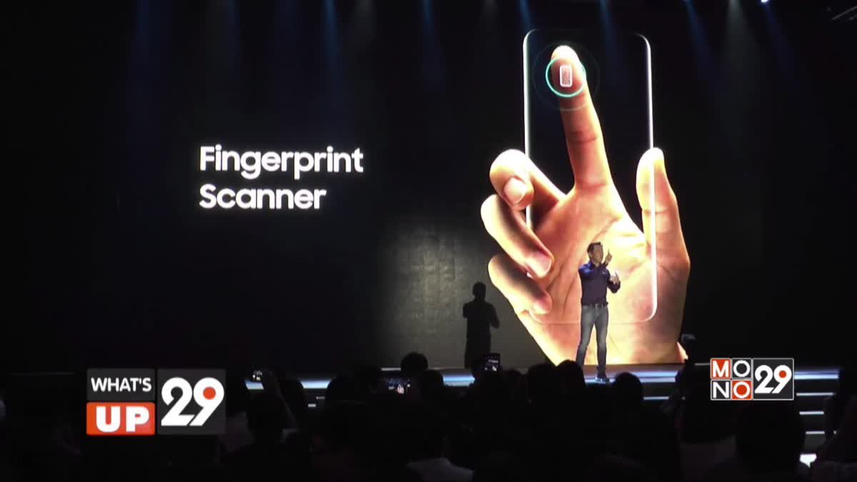 Samsung เปิดตัวสมาร์ทโฟน Samsung galaxy S8 และ S8+
